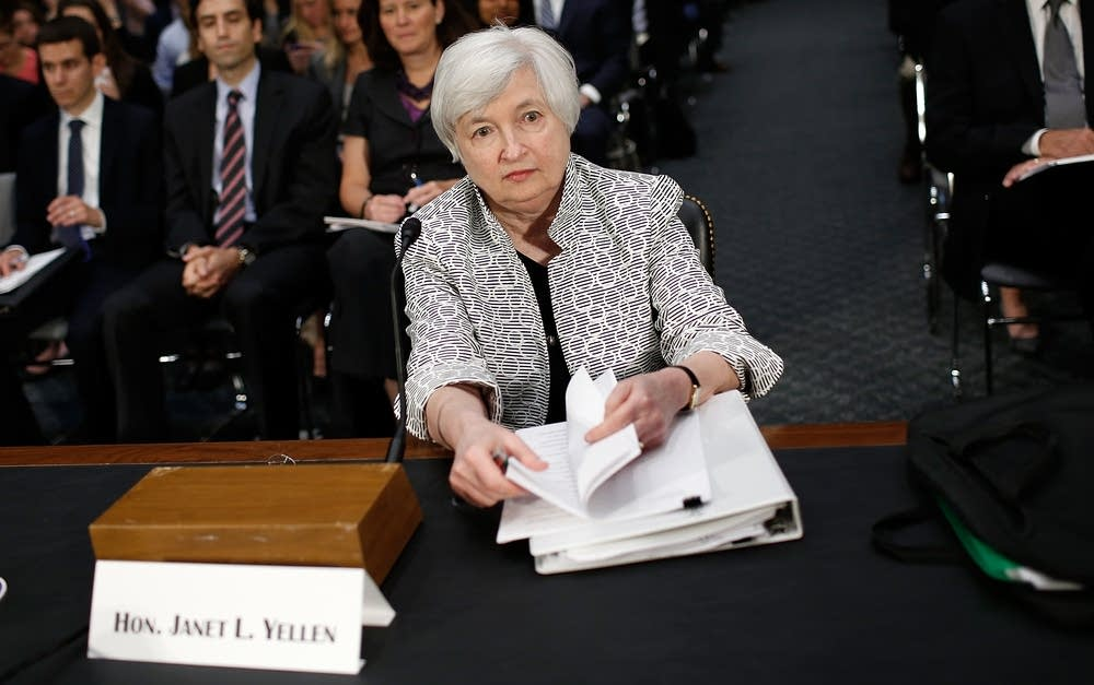 Fed Chair Janet Yellen Gives Semiannual Monetary P