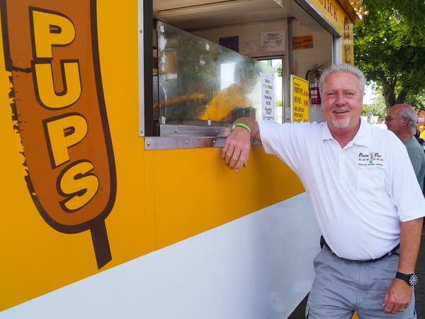 Gregg Karnis of Pronto Pups
