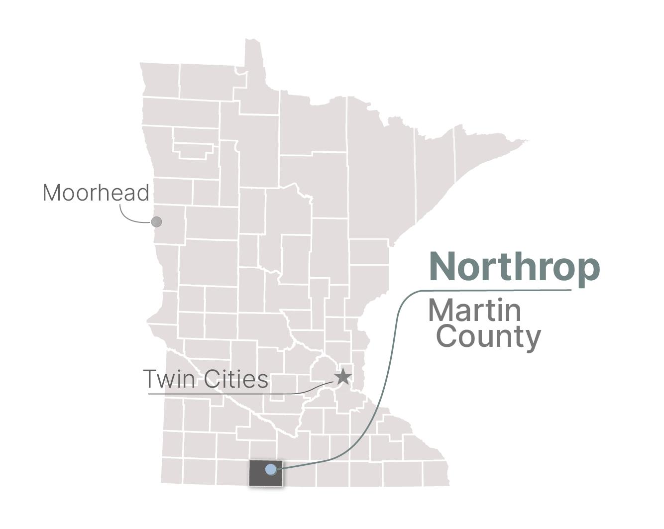 Northrop, Minn.