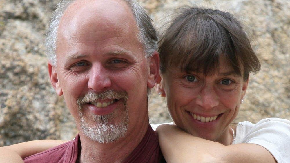 Jimmy Sferes and Jennifer White