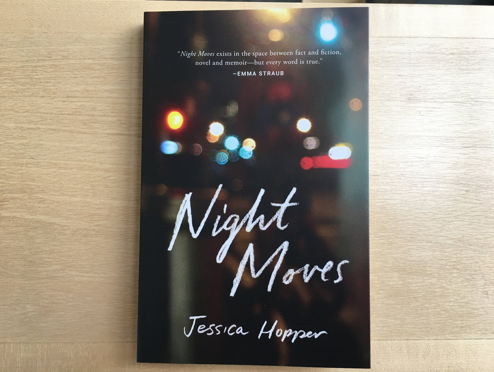 Jessica Hopper's 'Night Moves.'