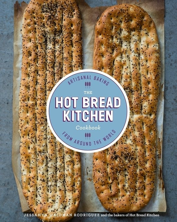 Hot Bread Cookbook