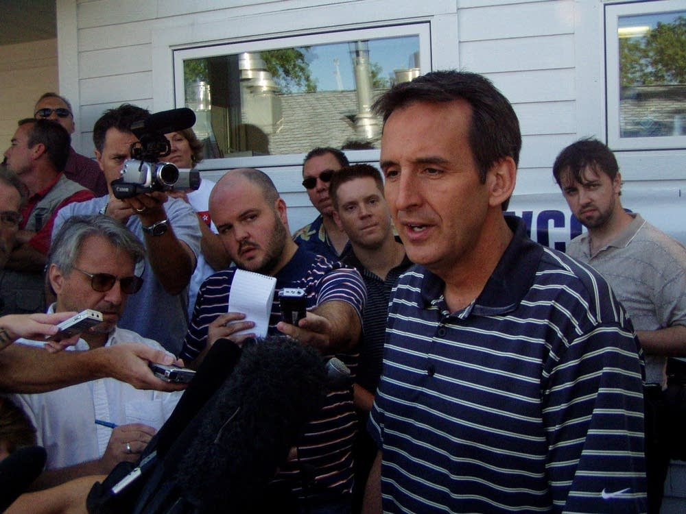 Pawlenty at the Fair