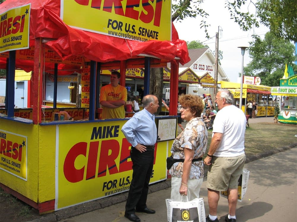 Ciresi booth