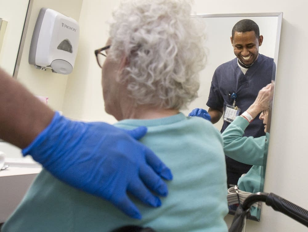 Foreign-trained doctors could soon have easier path in MN | MPR News
