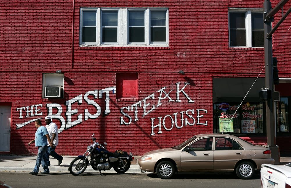 The Best Steak House improvements