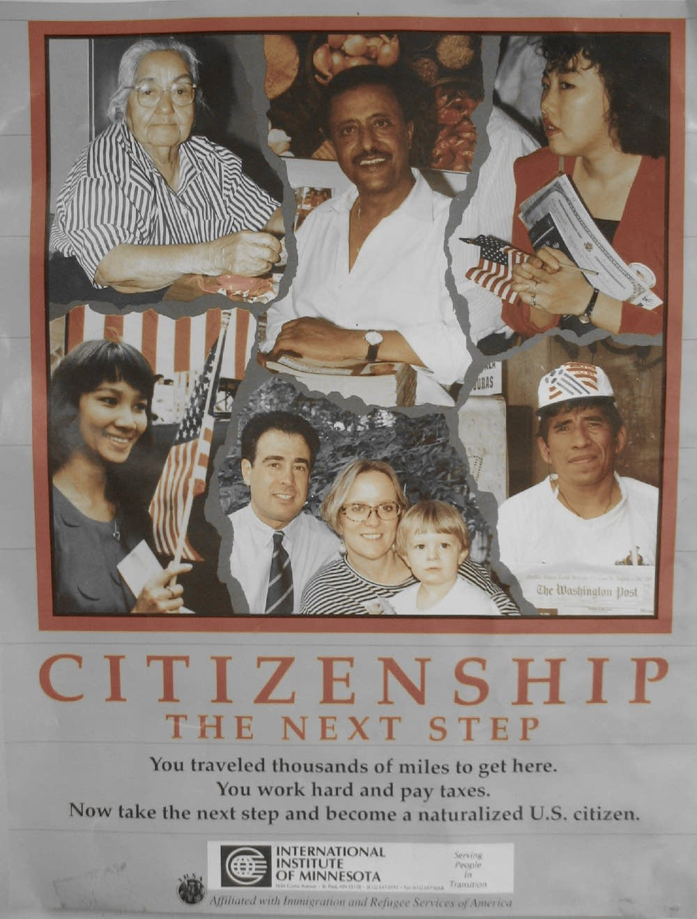 Citizenship poster