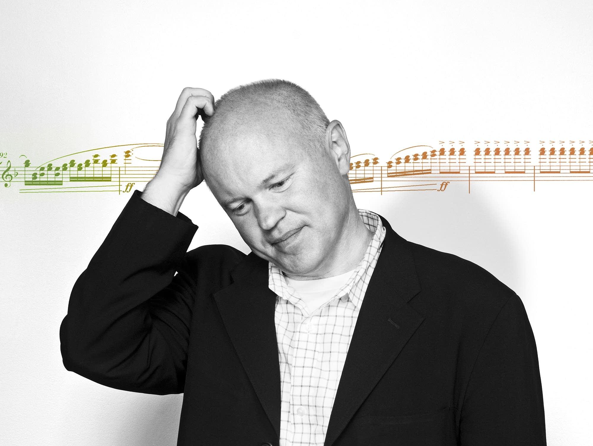 Composer Michael Torke