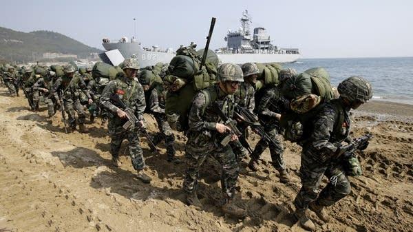 South Korea Koreas US Military Drills