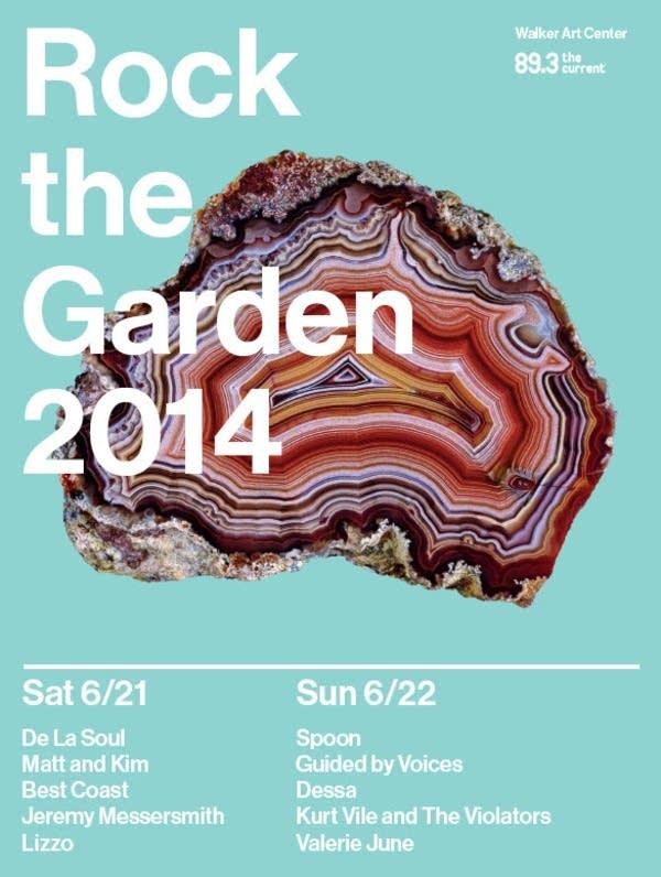 Rock the Garden 2014