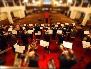 The Minneapolis Trombone Choir