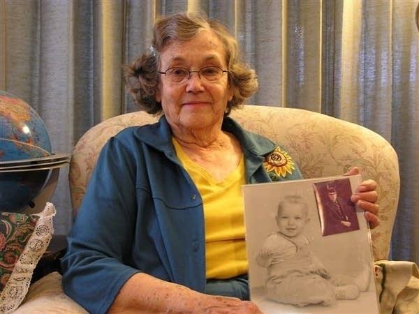 Sandford's mother