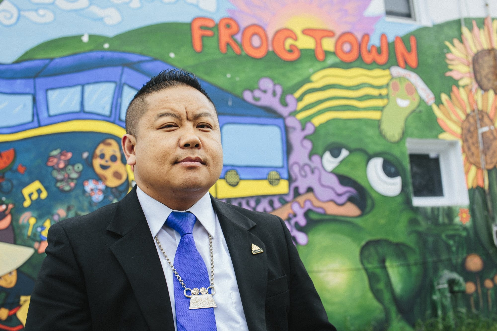 St. Paul Mayoral Candidate Dai Thao.