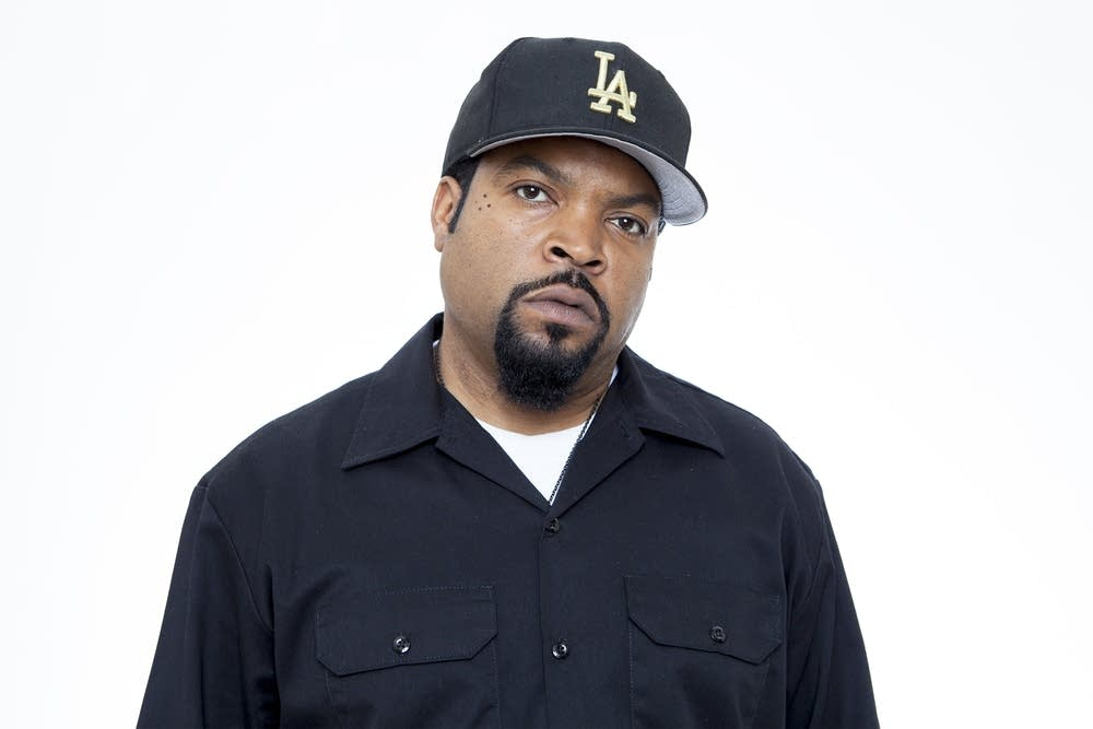 Ice Cube in a 2015 publicity portrait