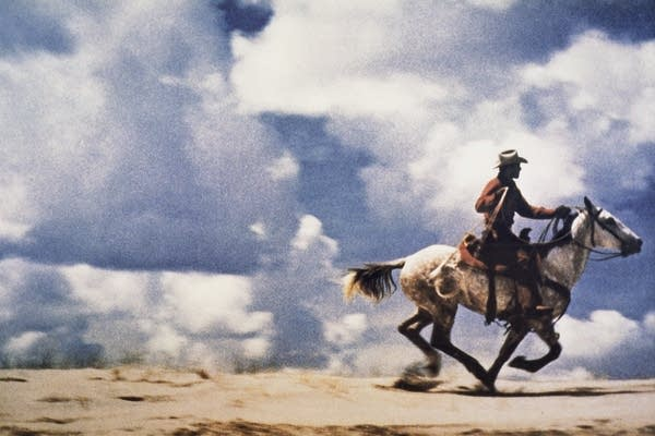 Untitled (cowboy) 1980-1984