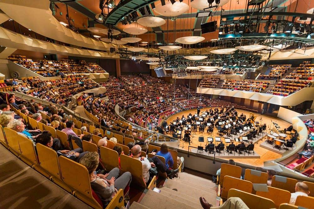 Colorado Symphony, Boettcher Concert Hall