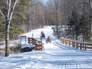 Munger State Trail
