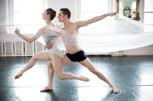 Zoe Henrot and Jarod Boltjes