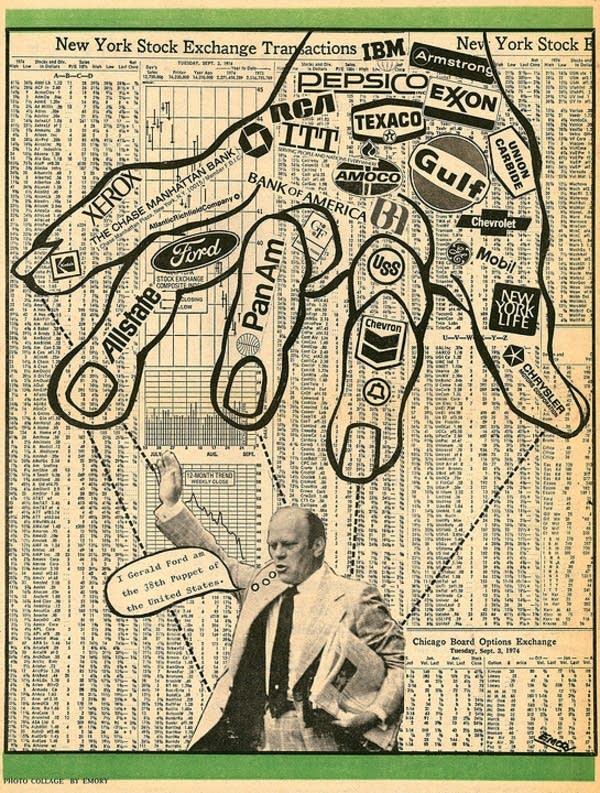 I Gerald Ford