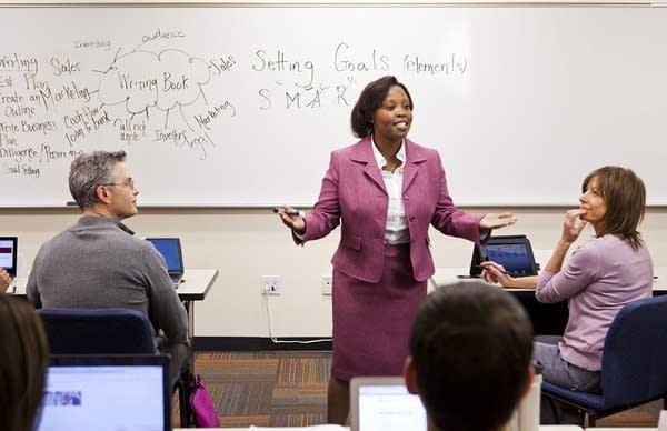 University of Phoenix class