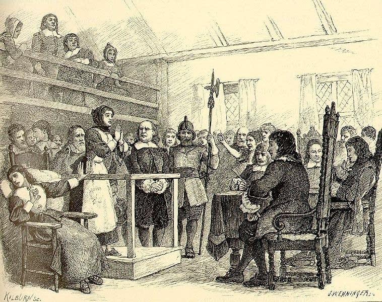 'Giles Corey of the Salem Farms'