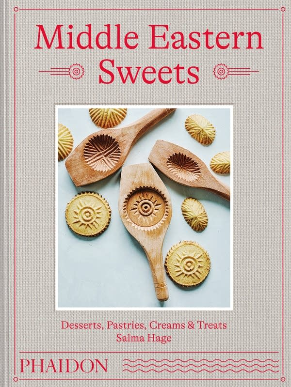 Middle Eastern Sweets Bookcover