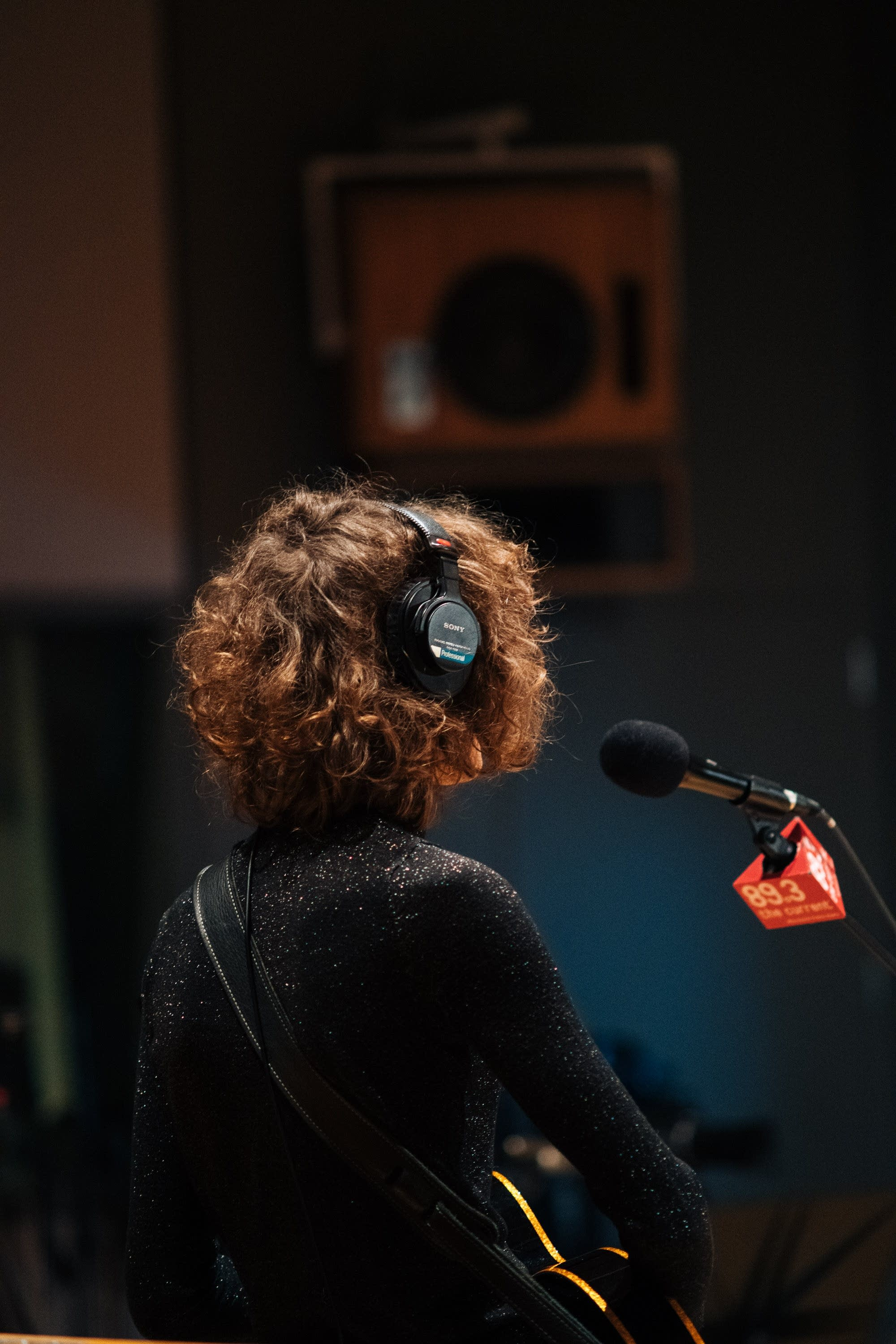 Temples perform in The Current studio