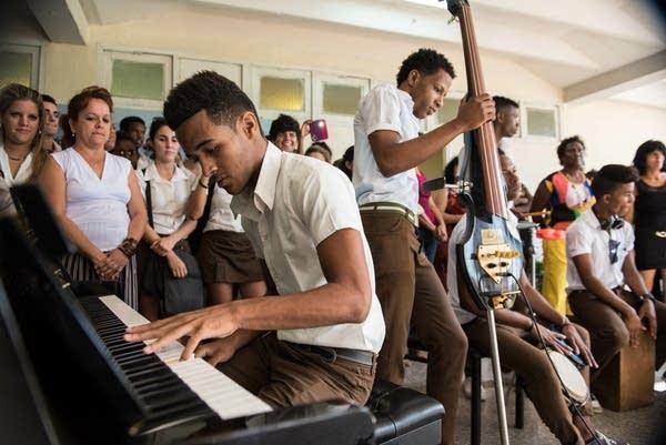 Music city performance