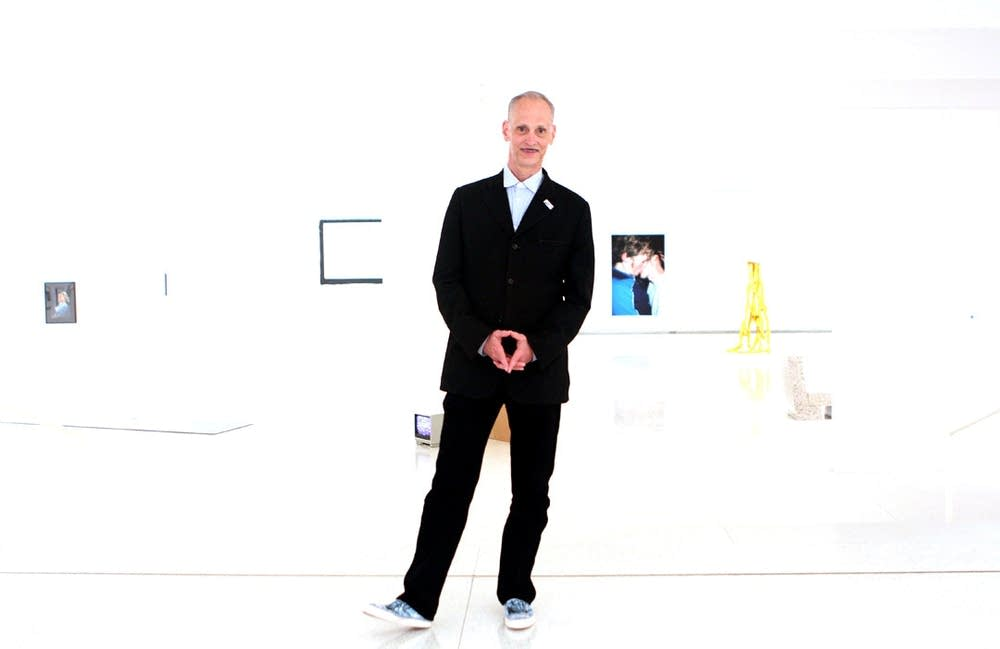 John Waters exhiibit