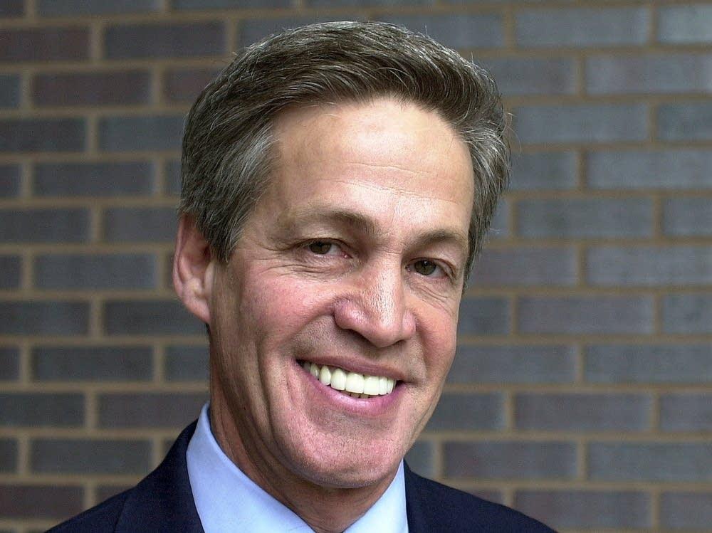 U.S. Senator Norm Coleman