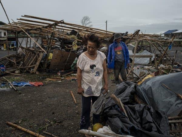 Typhoon Mangkhut