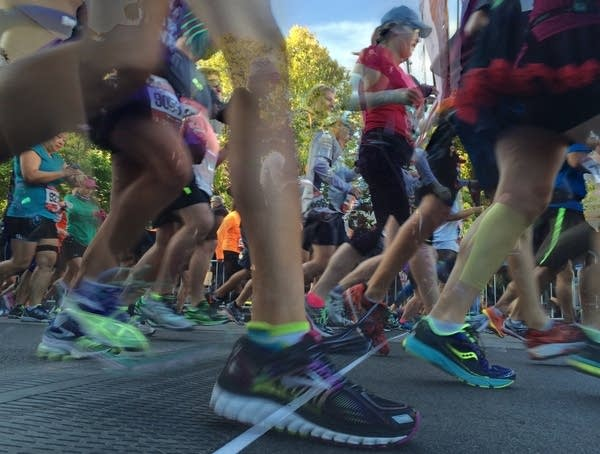 2015 Twin Cities Marathon