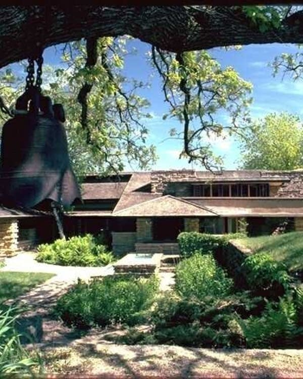 Frank Lloyd Wright One Of The Greatest And Most Controversial Mpr News