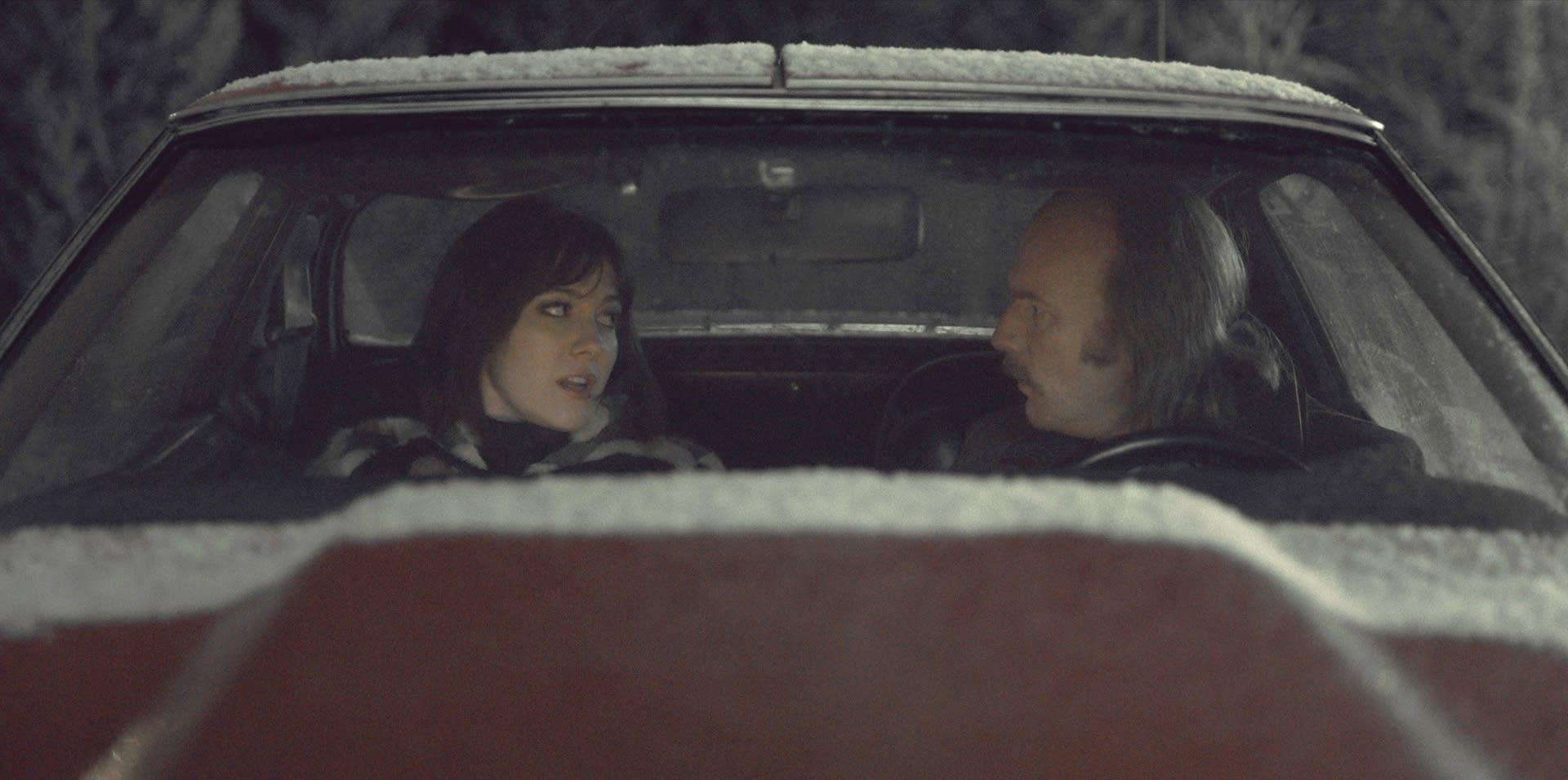 Trouble in paradise: Mary Elizabeth Winstead and Ewan McGregor on 'Fargo.'