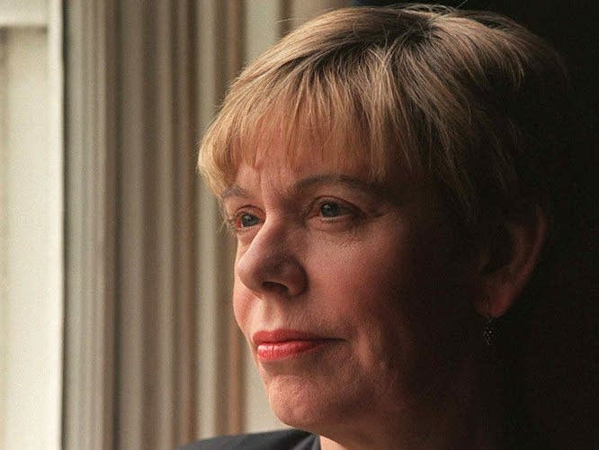 Author Karen Armstrong