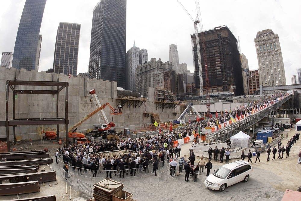 New York remembers 9/11