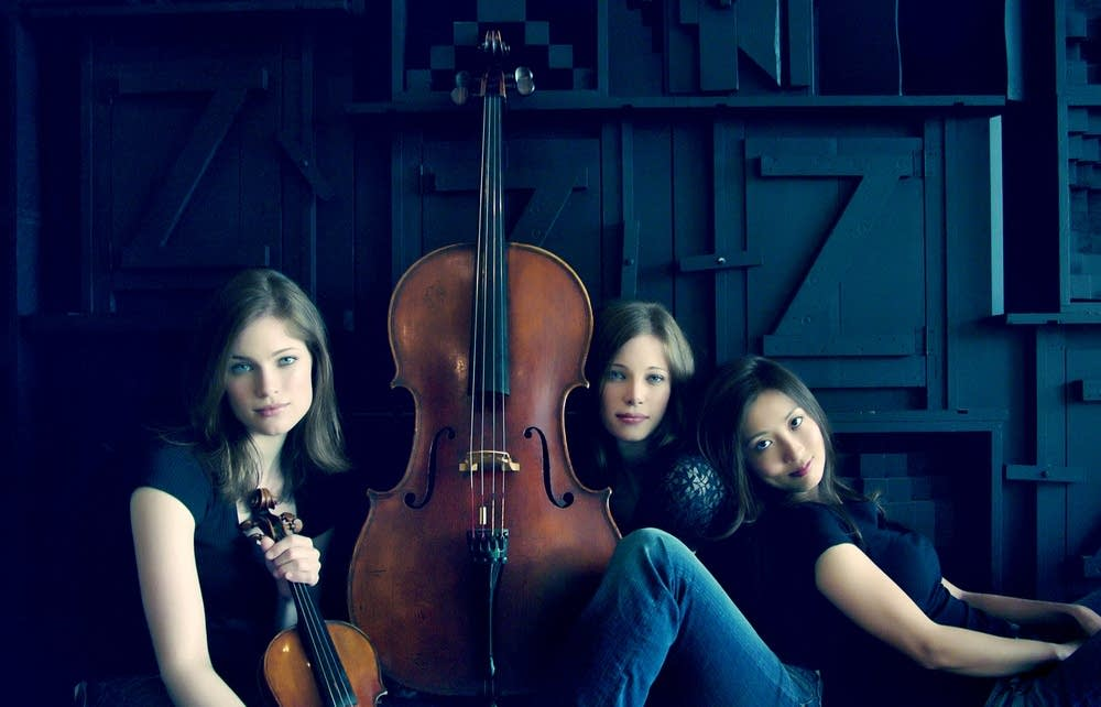 Claremont Trio