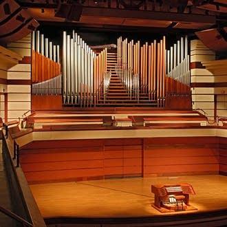 2003 Blackinton at Benson Great Hall, Bethel University, Arden Hills, MN.
