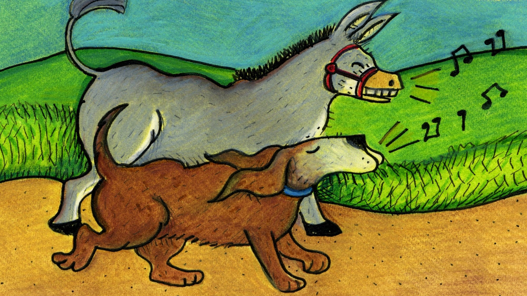 Classical Kids Storytime: The Bremen Town Musicians