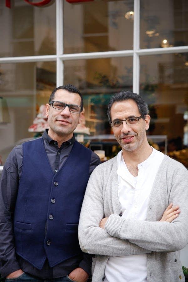 Yotam Ottolenghi and Sami Tamimi
