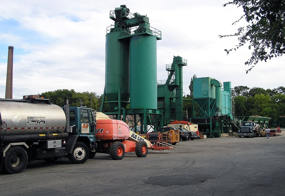 Bituminous Roadways asphalt plant