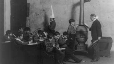 Spare the Rod: Reforming School Discipline