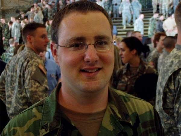 Sgt. Kaleb Kroman