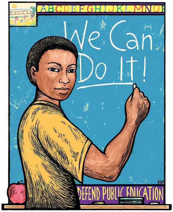 'Defend Public Education'