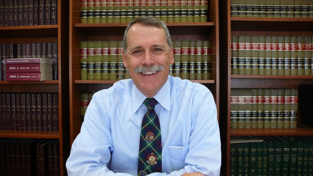 Chief Judge James Swenson