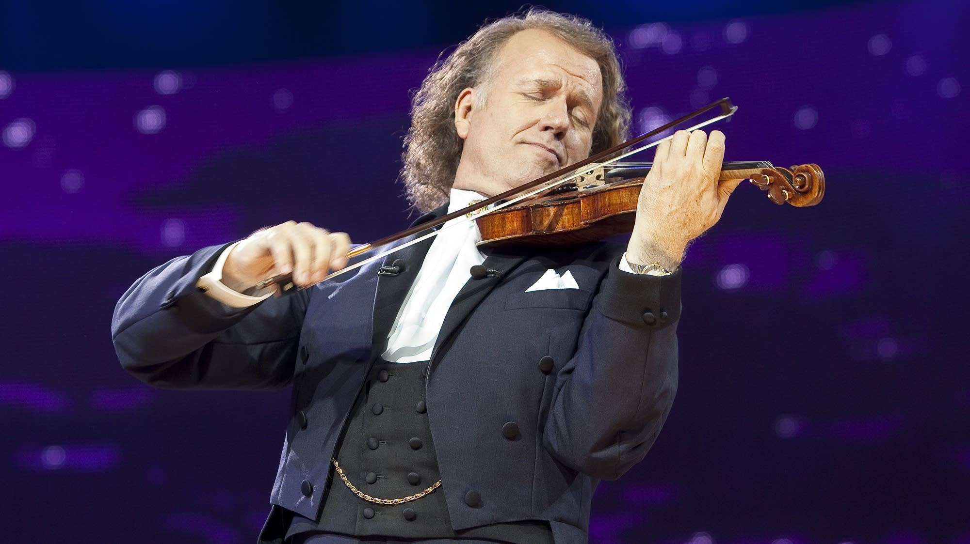 Andre Rieu in performance