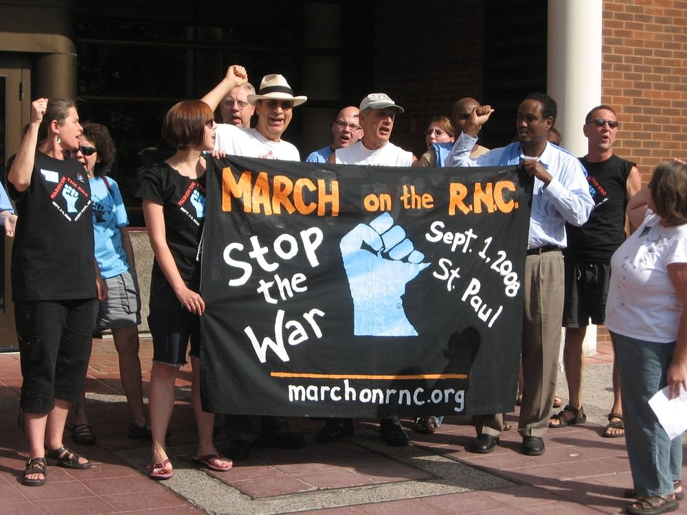 The Coalition to March on the RNC