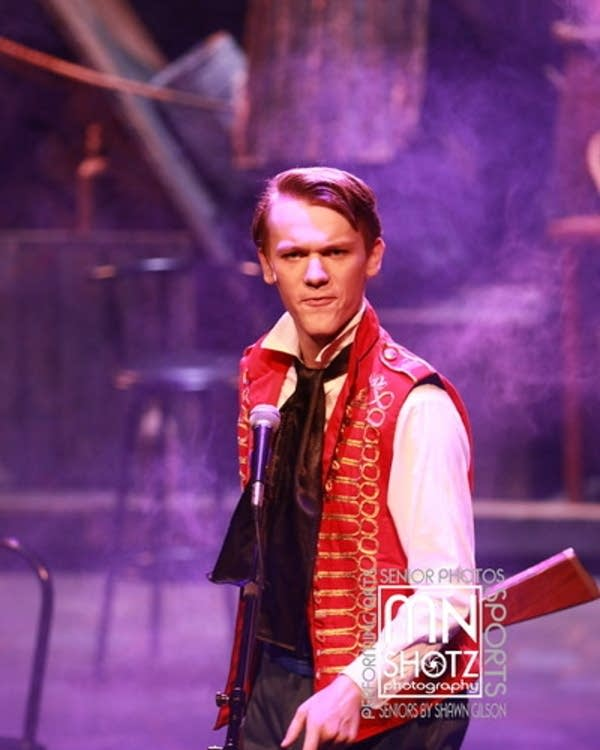 Eagan High School Theatre's production of 'Les Mis'