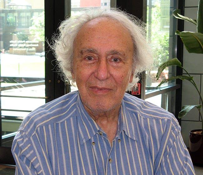 Filmmaker William Klein