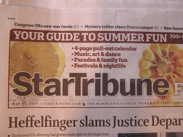 Changes to the Star Tribune's arts coverage